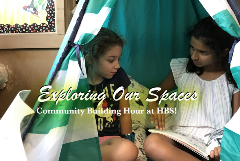 Exploring Our Spaces